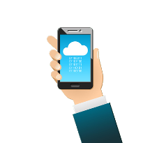 cloud hosted cell phone